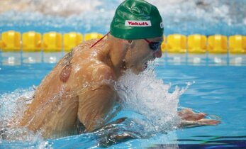 Liuksemburge G. Titenis į finalą pateko su antru rezultatu, M. Sadauskas – su trečiu