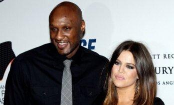 Buvęs K. Kardashian vyras krepšininkas L. Odomas kovoja už savo gyvybę
