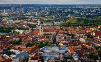 Netikėti skaičiai: šių šalių turistai muša Vilniaus lankomumo rekordus
