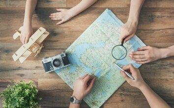 Klausimai, į kuriuos būtina atsakyti prieš atostogas