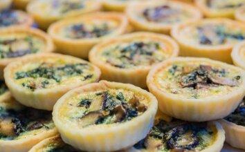 10 greitai paruošiamų grybų patiekalų KŪČIOMS