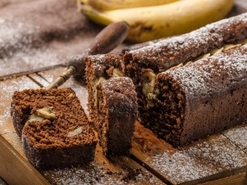 Šokoladinis bananų pyragas