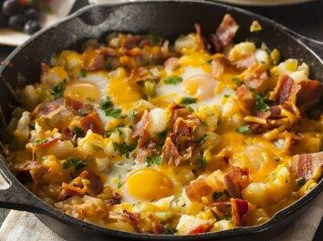 Kiaušinienė, kuriai sunku atsispirti
