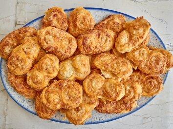 Sausainiai PALMĖS su sūriu