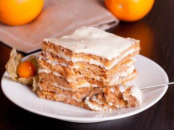 NEKEPTAS sausainių ir maskarponės tortas