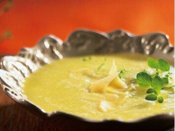 Trinta porų ir cukinijų sriuba