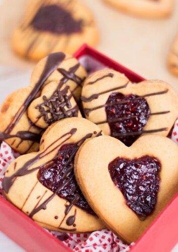 """Sausainukai """"Širdelės"""""""