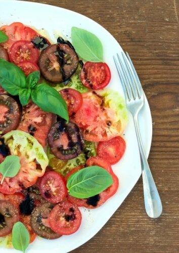 Pomidorų salotos