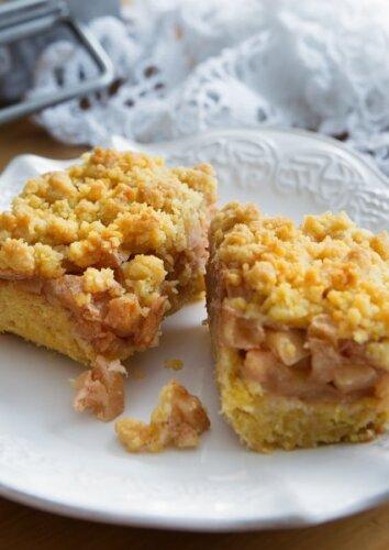 Lenkiškas obuolių pyragas