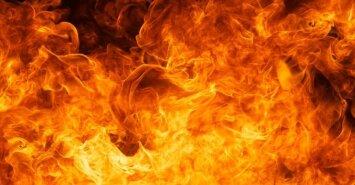 Radviliškyje, milžinišku gaisru pernai pagarsėjusioje įmonėje, nugriaudėjo sprogimas