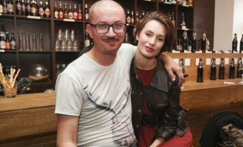 Aleksandras Pogrebnojus ir Monika Račiūnaitė-Pogrebnojė