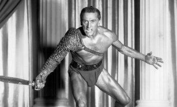 Kirkas Douglasas filme Spartakas (1960 m.)