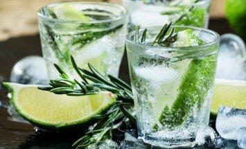 Pirmoji pagalba nuo pagirių: slaptas putojančio gėrimo receptas