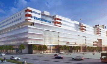 """""""New Karolinska Solna"""""""
