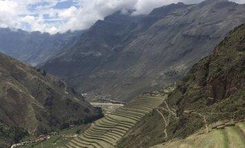 Andų kalnai Peru