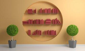 "<span style=""color: #ff0000;"">PRIEŠ ir PO:</span> knygų lentynos suvaldymas"