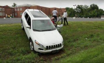 Jeep Cherokee, kurio kontrolę perėmė programišiai