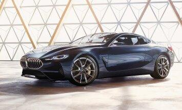Koncepcinis 8 serijos BMW