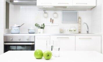 5 svarbūs klausimai sau prieš įsirengiant baltą virtuvę