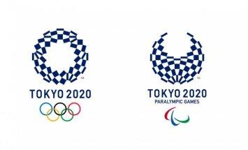 Tokijo 2020 metų logotipai