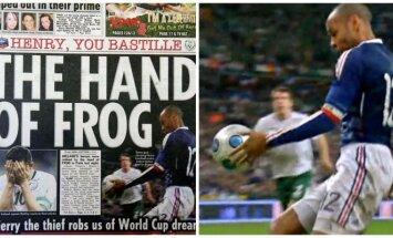 2009-ųjų Thierry Henry žaidimo ranka skandalas