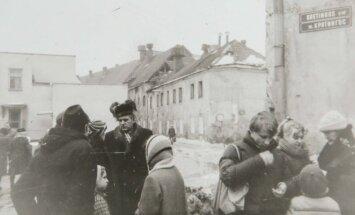 Juliaus Sasnausko archyvo nuotraukos, Vilnius