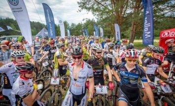 MTB dviračių lenktynės