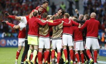 Euro 2016: Velsas – Belgija
