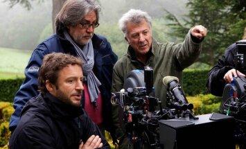 Dustinas Hoffmanas, filmas Kvartetas