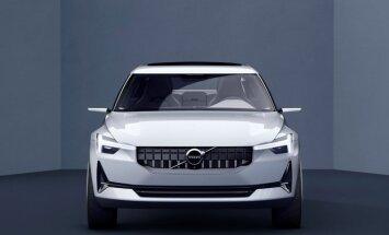 Volvo koncepcinis 40-os serijos automobilis