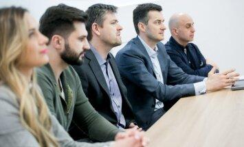 Vilniuje pristatyta naujos kartos automobilių mobilumo programa