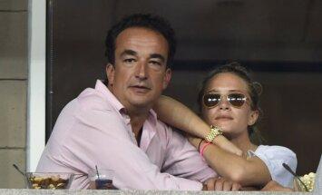 Olivier Sarkozy ir Mary-Kate Olsen