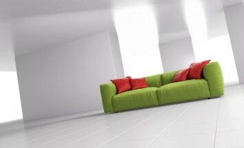 Patarimai kuriantiems minimalistinį namų dekorą