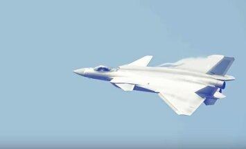 Kinijos naikintuvas J-20