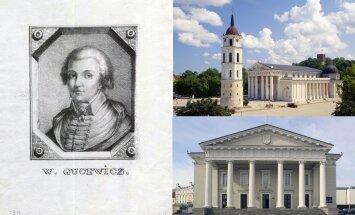 Kas žinoma apie garsųjį architektą, suprojektavusį Vilniaus katedrą ir rotušę?