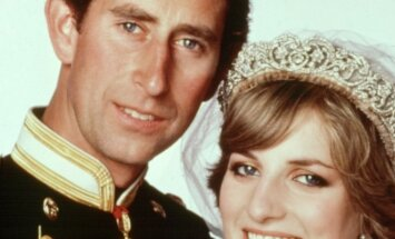 Princas Čarlzas ir princesė Diana
