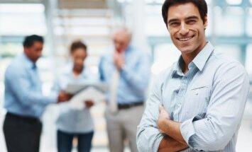 Iš darbo biržos – į verslininko kėdę