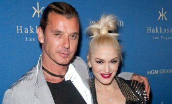 Gwen Stefani ir Gavino Rossdale'o pora