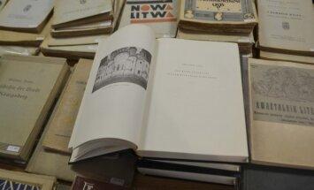Knygų ekspozicija