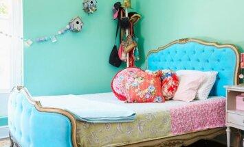 Kaip namuose sukurti eklektiką, o ne kičą