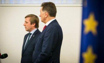 Algirdas Butkevičius, Ramūnas Karbauskis