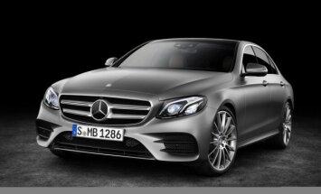 Dešimtos kartos Mercedes-Benz E klasė