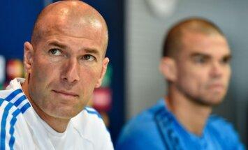 Zinedine'as Zidane'as, Pepe