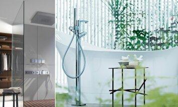 Ką rinktis – vonią ar dušą?