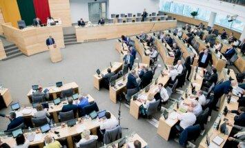 Rytinis Seimo posėdis