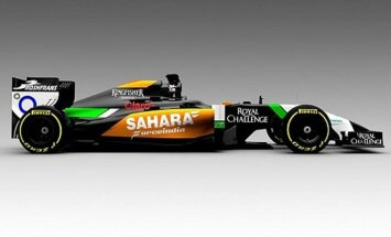 Force India automobilis