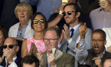 Pippa Middleton ir James Matthews