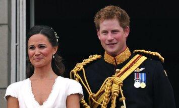 Pippa Middleton ir princas Harry