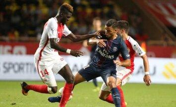 Monaco ir  Paris Saint Germain
