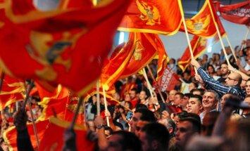 Juodkalnijos vėliava
